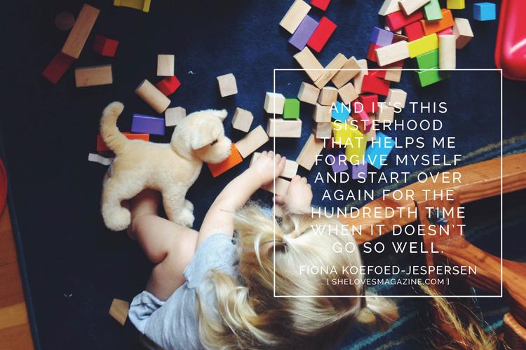 SheLoves - Sisterhood and Small Victories // Fiona Lynne Koefoed-Jespersen