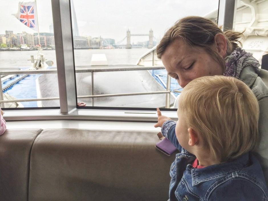 Thames Boat Tower Bridge