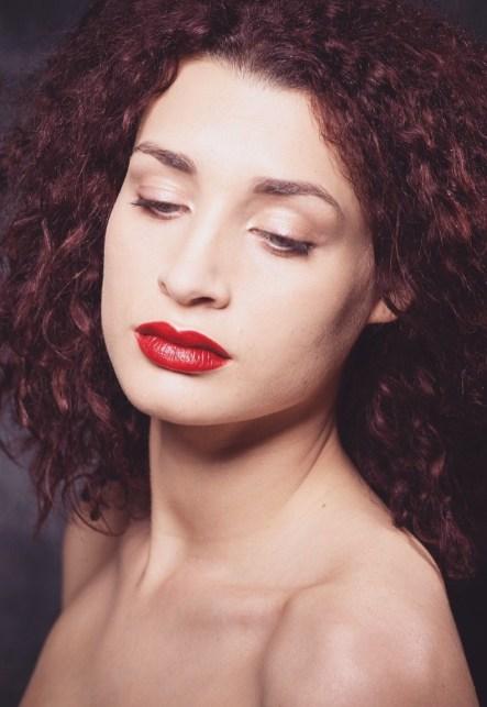 Model: Lily Kennard Photographer: Paul Lloyd-Roach Make-up Artist: Fiona Neal