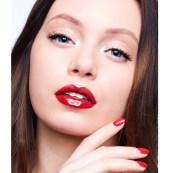 Model: Amy Lou Dean Photographer: Paul Lloyd Roach Makeup, hair and nails by Fiona Neal