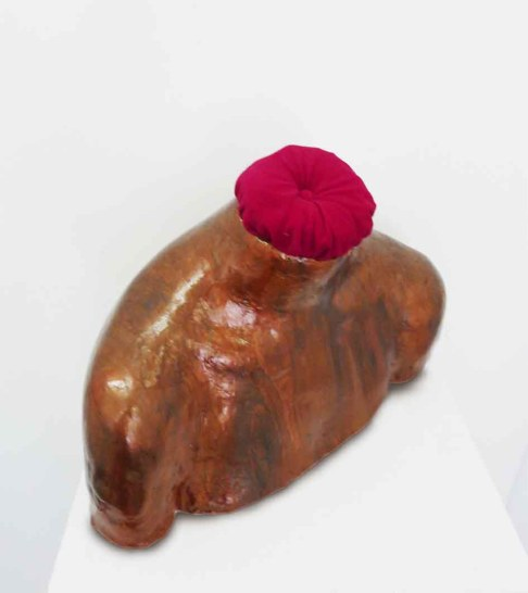 'Pin Cushion Head', 2010