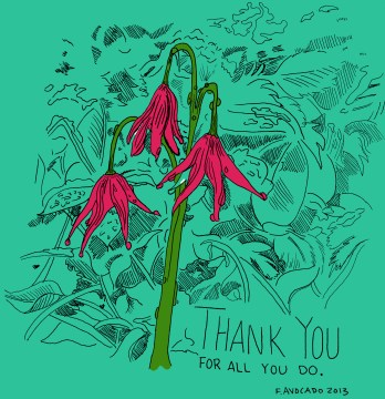 wildflowers_thanksforallyoudo_teal