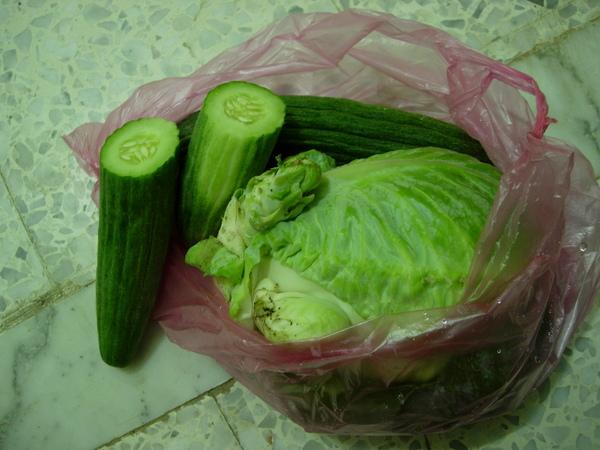 難得一見的蔬菜