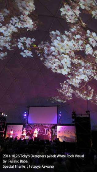 Ambient/Cherry blossom