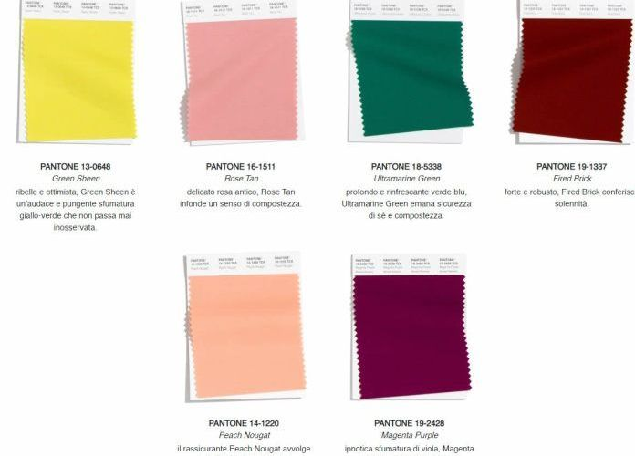 significato emotivo colori moda