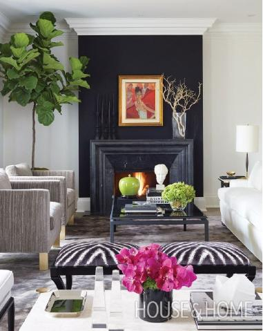 5 Black Wall Design Ideas Decorating With Black