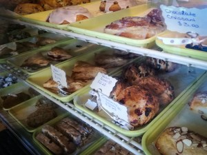 Pasteries at Fiore's Bakery
