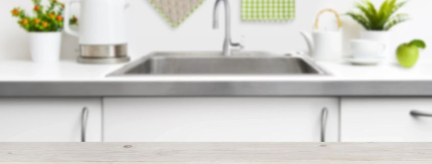 countertop how to take care of