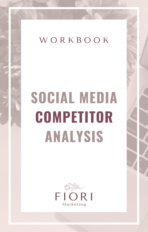 Competitor Analysis Workbook