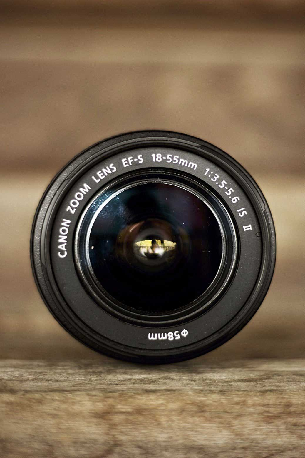 Canon EF 18-55mm