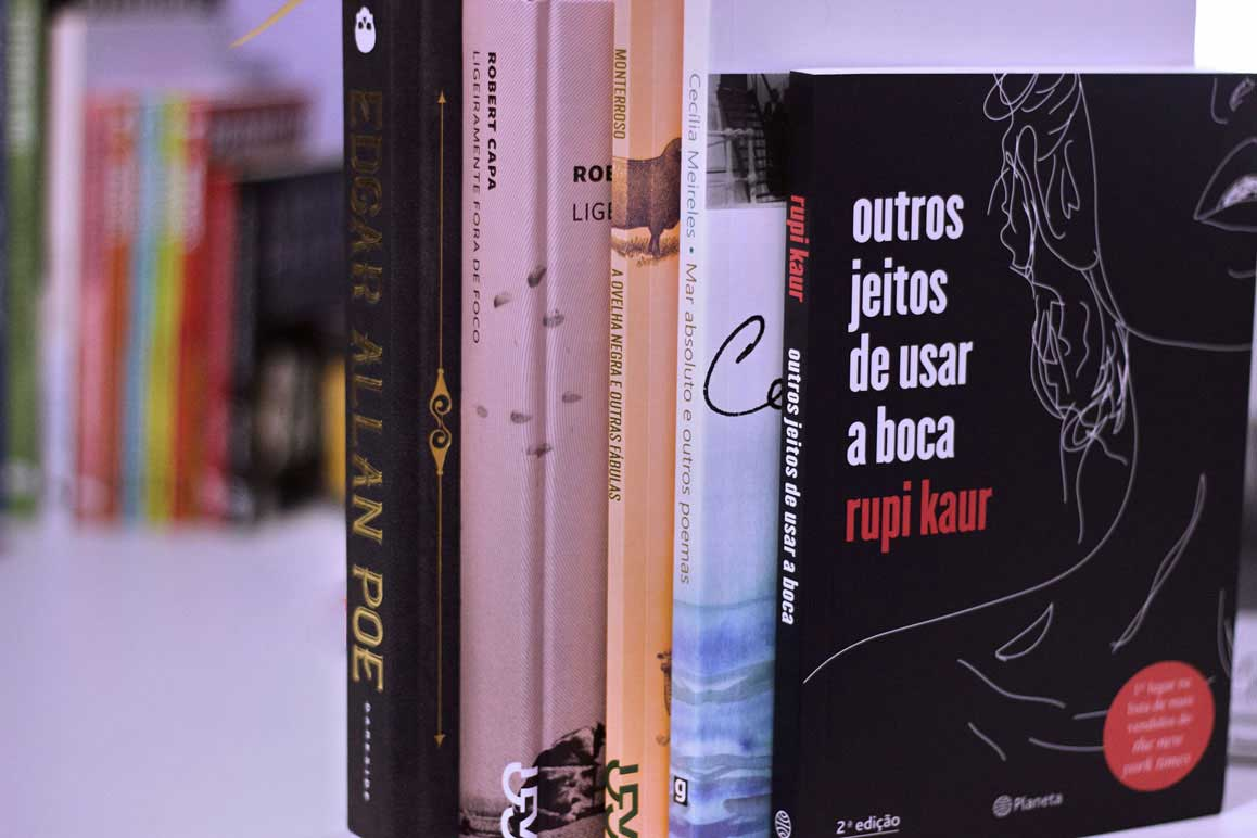 Livros da Amazon