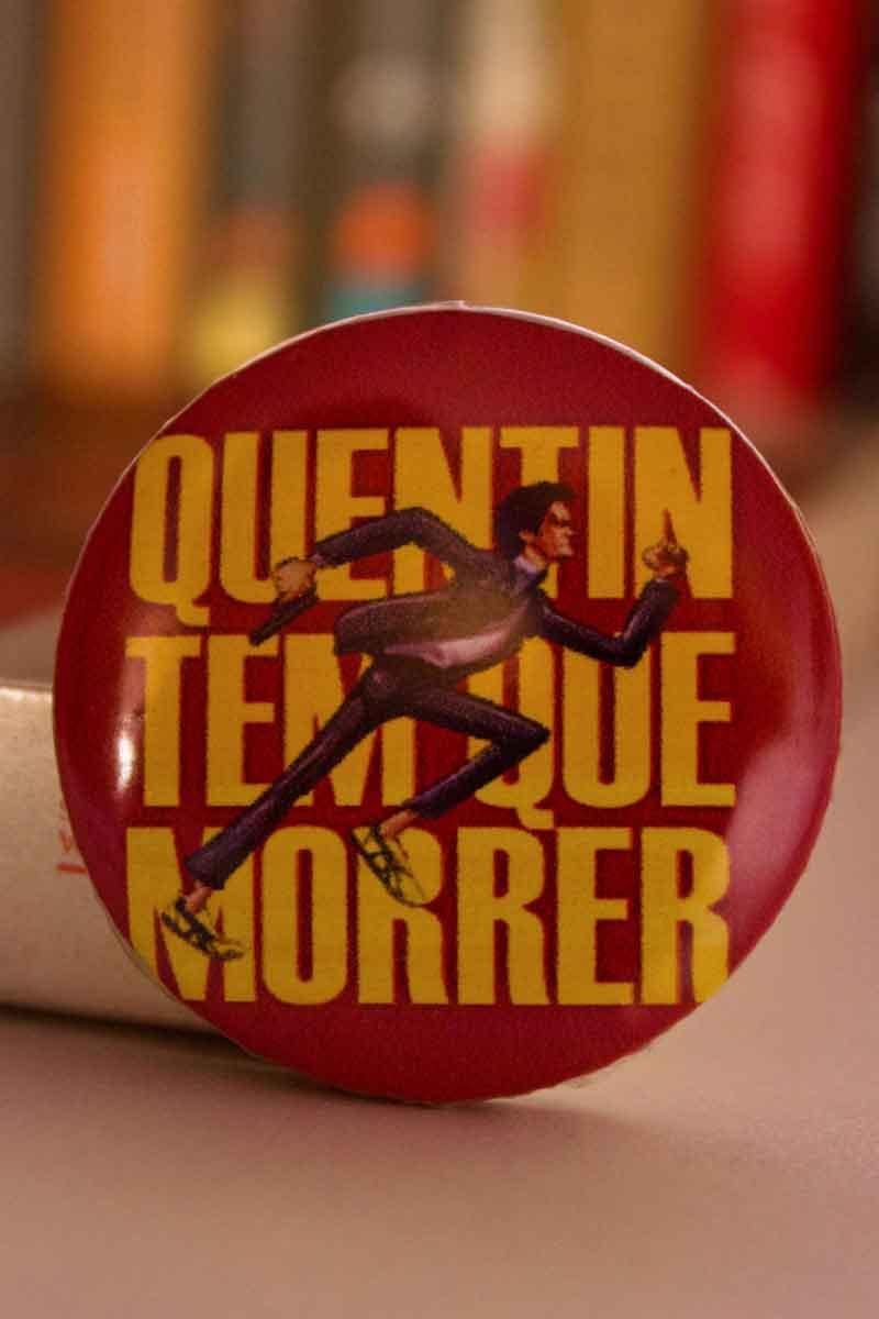 Pin do Quentin Tarantino