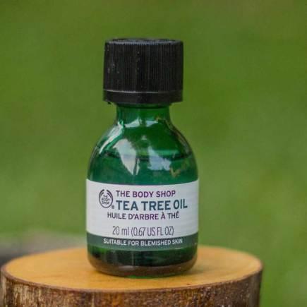 Óleo de Tea Tree