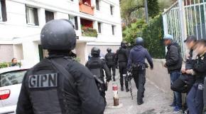 Opération antidrogue à Nice-Nord