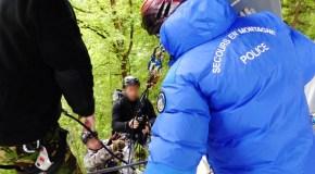 Pionniers du secours en montagne, les CRS donnent des tuyaux au Raid
