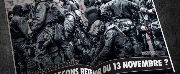 RAIDS n° 356, l'après-attentats, les leçons à retenir