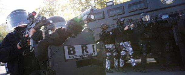 Opération antiterroriste dans les Yvelines : quatre hommes interpellés à Trappes