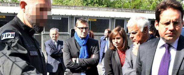 Le RAID à Toulouse contre la menace terroriste
