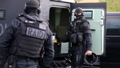 Stupéfiants : vaste coup de filet du Raid ce matin sur la région de Nancy