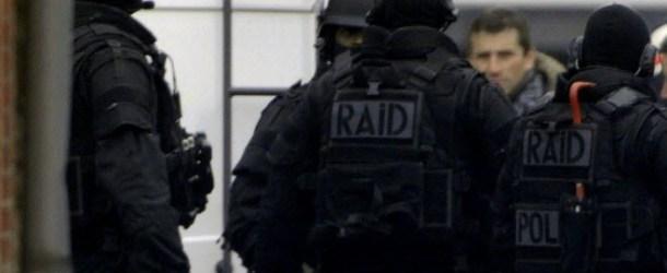 Besançon : opération antiterroriste du RAID