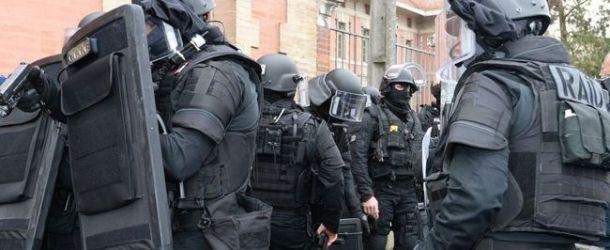Opération du RAID : trois individus interpellés