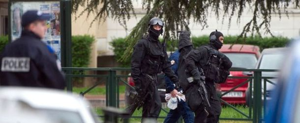 Intervention du RAID ce matin, le quartier de Beaumont en partie bouclé, une personne interpellée