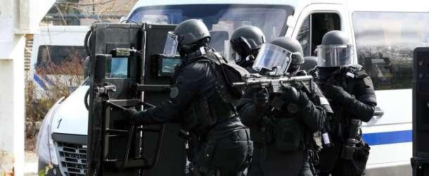 Urrugne : le RAID intervient pour maîtriser un forcené armé