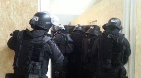 Immersion au coeur du RAID, unité d'élite de la police à Nancy