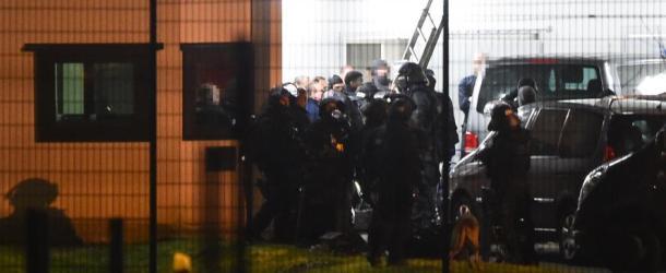 Agression «terroriste» à la prison d'Alençon: le détenu et sa compagne interpellés