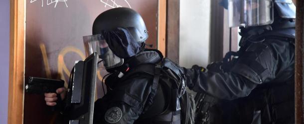 Le RAID arrête un homme qui menaçait de commettre des agressions au couteau