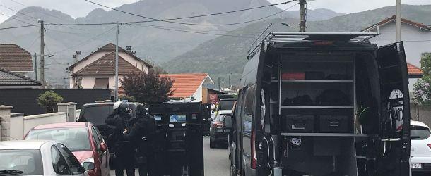 Lourdes : un forcené maîtrisé par le RAID prend en otage son ex-compagne et sa famille