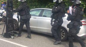 Prise d'otages à Blagnac : le forcené a été interpellé peu avant minuit