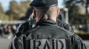 Quimper: le RAID appelé en renfort pour un homme, qui se trouvait en fait… au commissariat