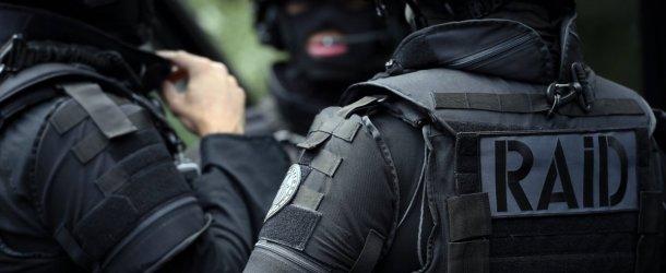 Attentat de Trèbes : coup de filet du RAID et de la police judiciaire de Montpellier