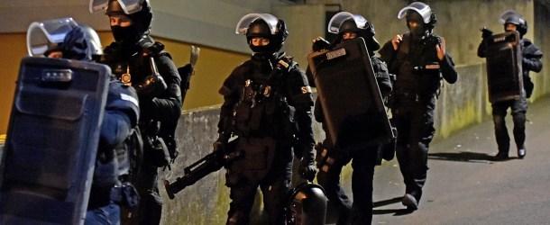 Tirs à Besançon : le RAID et la BRI interpellent une quinzaine de personnes