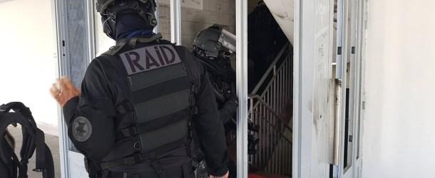 Grenoble : un canular au sujet d'un forcené mobilise les policiers du RAID à la Villeneuve