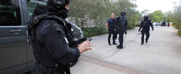 Retranché et armé, il menace une voisine : le RAID en renfort à Besançon