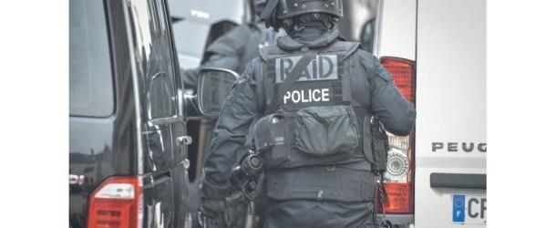 Le RAID fait une nouvelle descente dans le quartier de la Justice à Epinal