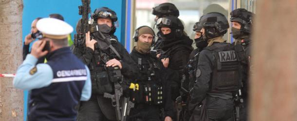 Une tête humaine retrouvée dans un carton, le RAID intervient à Toulon