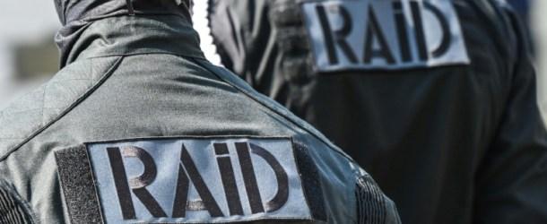 Des agents de sécurité pris à partie dans l'agglo grenobloise : deux majeurs interpellés, le RAID mobilisé