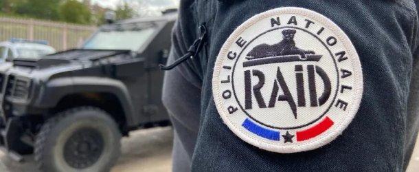 Un homme armé retranché chez lui pendant quelques heures à Leforest