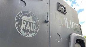 Montargis : les policiers du RAID interpellent un homme retranché et armé dans un appartement