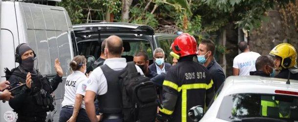 Saint-Denis : le RAID maîtrise un homme armé qui s'était retranché chez lui avec ses quatre enfants
