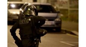 Lyon 7e : une intervention du RAID à Gerland