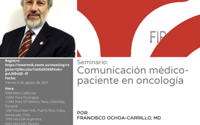 Seminario FIPOL: Comunicación médico – paciente en oncología