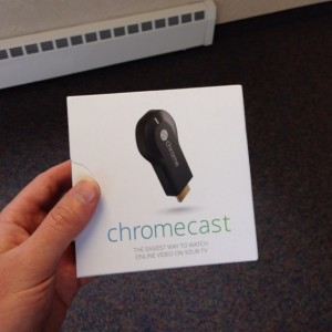 Chromecast Hacking Has Begun