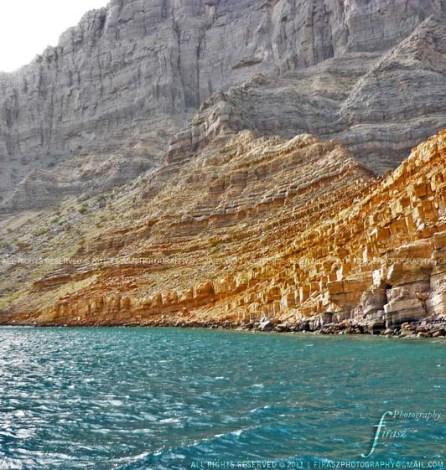 Fjords of Musandam