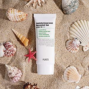 Sunscreen, sunblock, sensitiveskin,centella sun,unscented sun, suncream for face,face sunscreen
