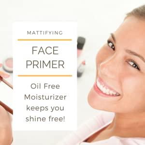 Anti-aging Moisturizer for Oily Blemish Acne Prone Skin primer mattifier AHA BHA oil-free  hydrating