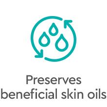 Puracy Natural Body Wash: Citrus & Sea Salt - Preserves beneficial skin oils